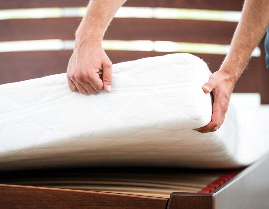 Consejos para limpiar el colchón