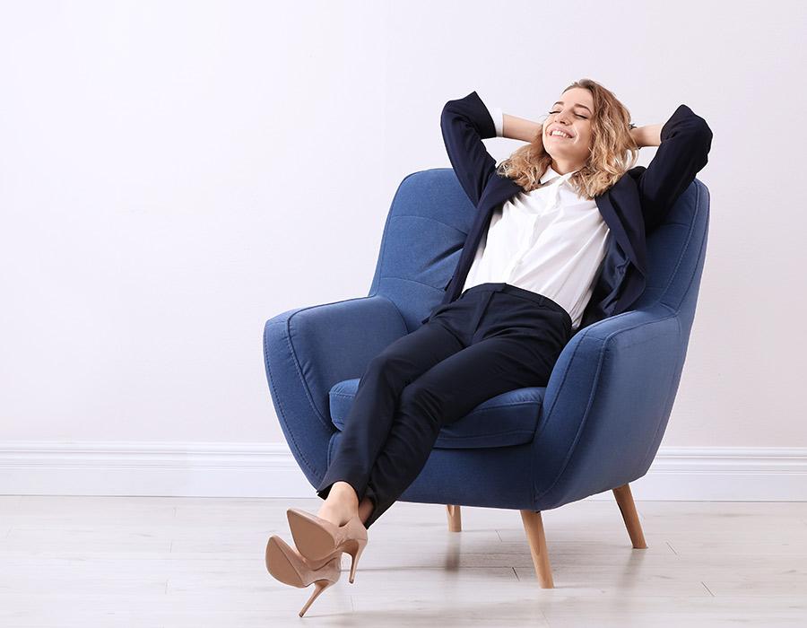 Tu sofá y butaca ideal en Garcia Brufau