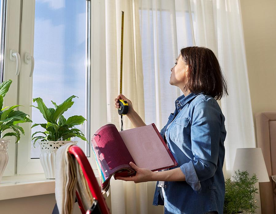 Descubre como puedes conseguir tus cortinas a medida