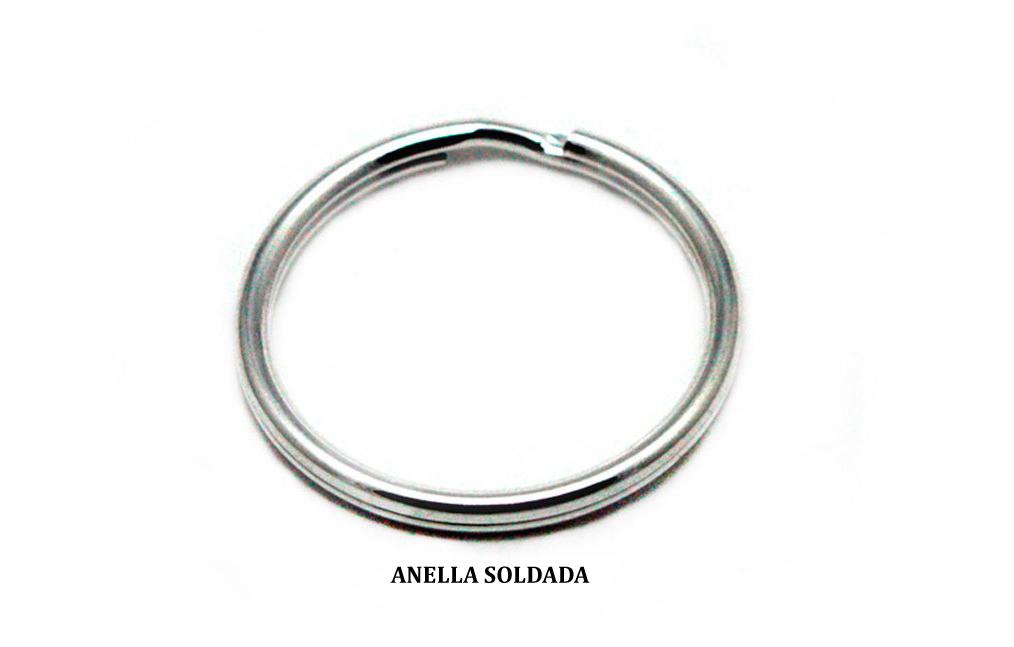 anella soldada