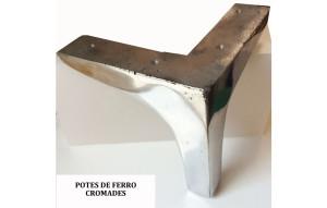 potes de ferro cromades