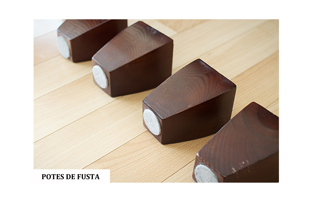 potes de fusta