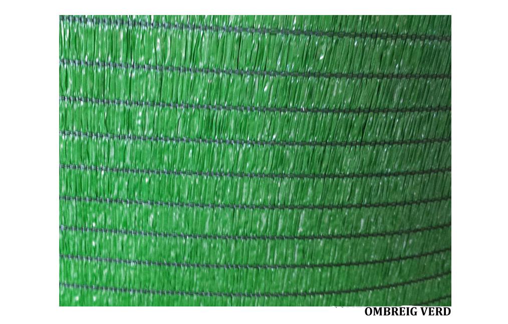 ombreig verd