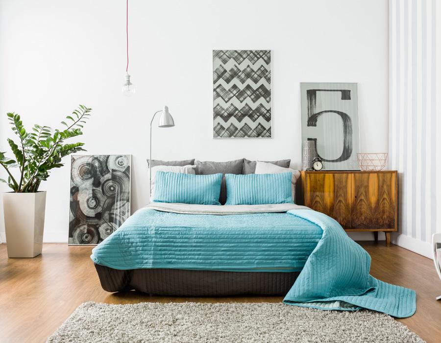 Tèxtils pel dormitori: vesteix el teu llit per l'estiu