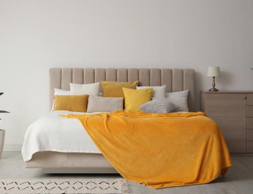 Vesteix el teu llit pels dies freds d'hivern